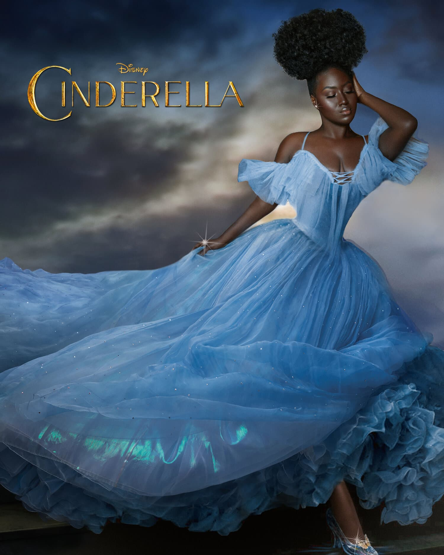 What Disney Princesses would look like if they were African American 13