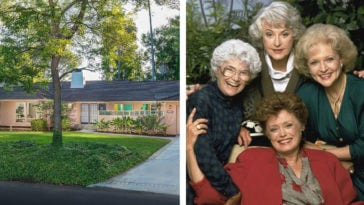 The Golden Girls house is up for sale and it can be yours for $3 million 12