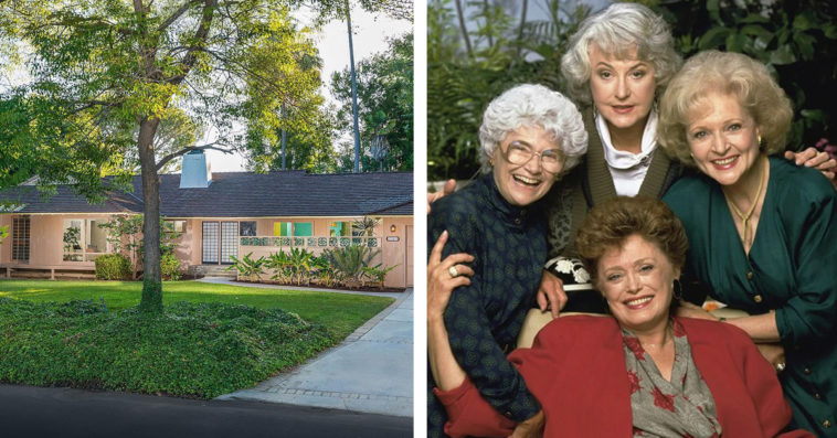 The Golden Girls house is up for sale and it can be yours for $3 million 13