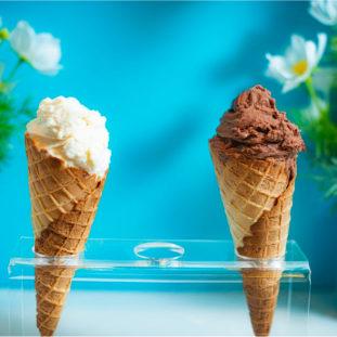 Vanilla ice cream 18