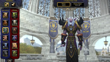 Changing your gender in World of Warcraft will soon be free of charge 15