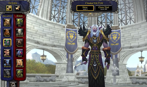 Changing your gender in World of Warcraft will soon be free of charge 16