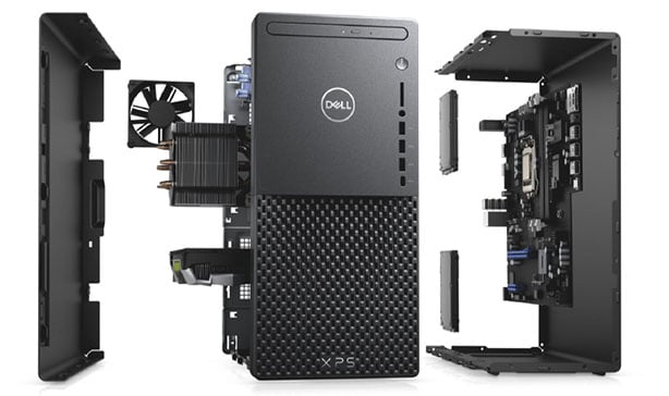 Dell just made their XPS Desktop a lot smaller 11