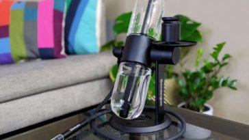 Stundenglass gravity hookah