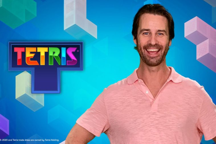 Tetris has been made into a daily game show with cash prizes 10