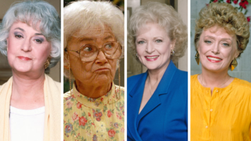 Which Golden Girl Are You? 20