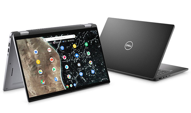 Dell's Latitude 7410 Chromebook Enterprise is focused on remote workers 22