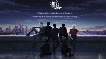 BTS announces their second mobile game, BTS Universe Story 23