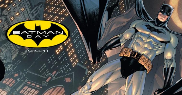 DC celebrates Batman Day with a Waze Batman theme, virtual run, free comics, and more 14