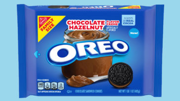 Oreo's chocolate hazelnut flavor is the ultimate treat for Nutella lovers 11
