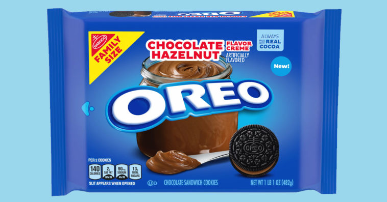 Oreo's chocolate hazelnut flavor is the ultimate treat for Nutella lovers 15