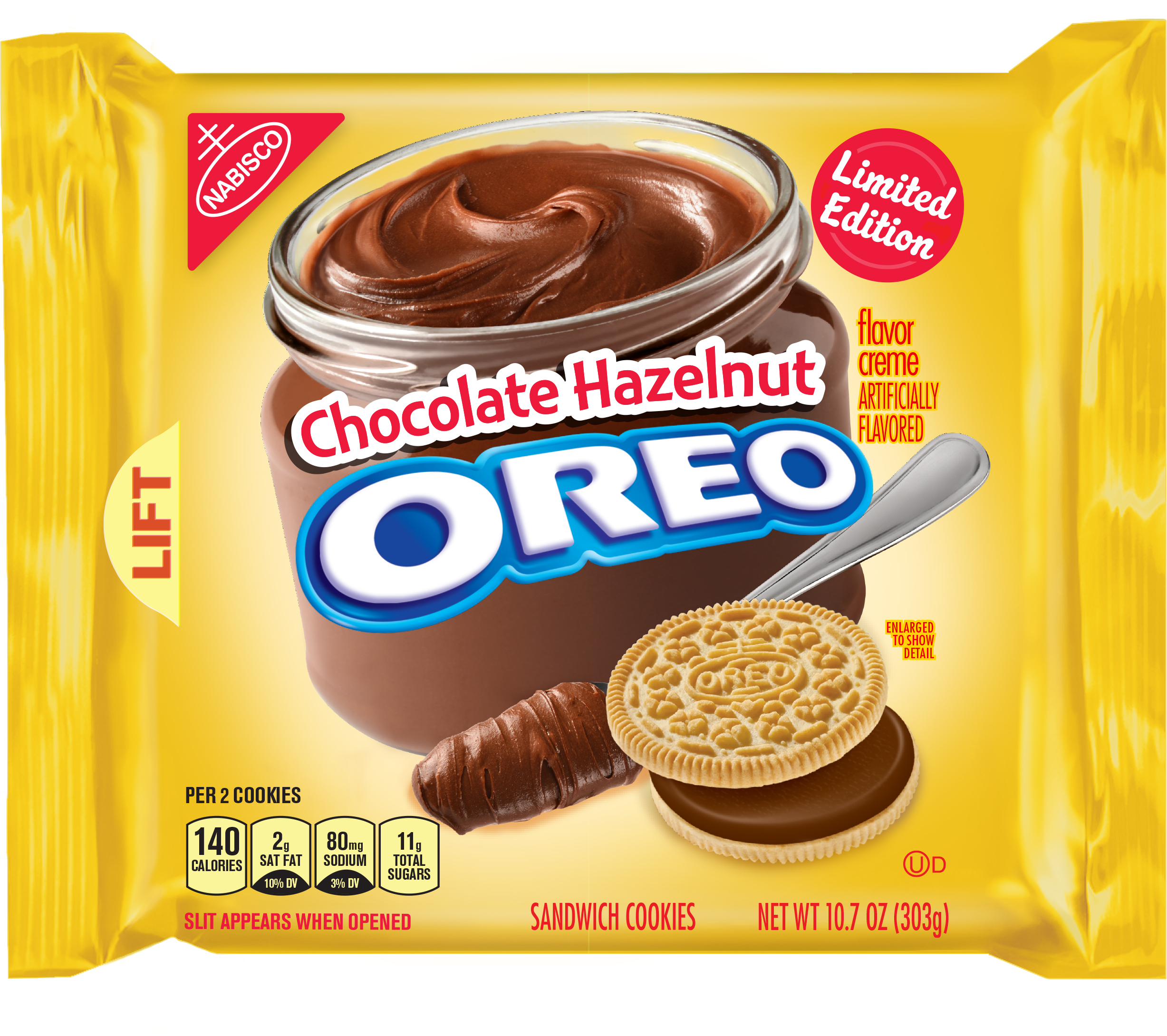Oreo's chocolate hazelnut flavor is the ultimate treat for Nutella lovers 16