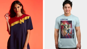 DC FanDome Store offers merch based on Wonder Woman, Black DC superheroes, & more 20