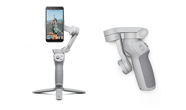 DJI OM 4 is a foldable, compact smartphone stabilizer with gesture control 15