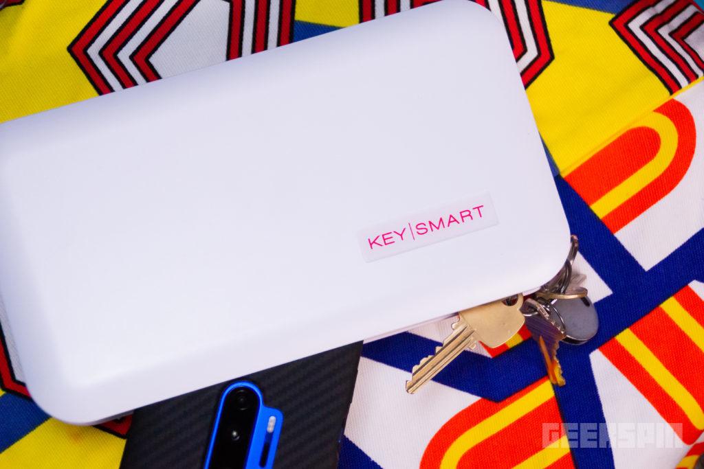 KeySmart CleanTray UV Sterilization case
