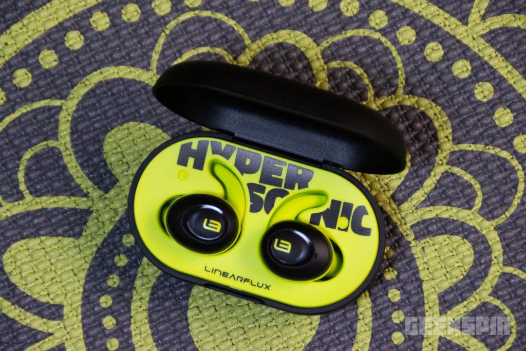 Linearflux True Wireless 3D Hyper-Definition in-Ear Headphones