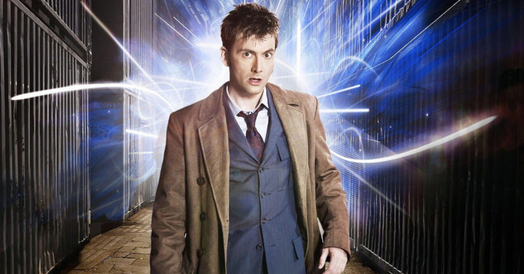 Doctor Who star David Tennant wants to join the Star Trek franchise 12