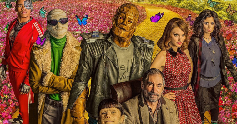 Has Doom Patrol been renewed or cancelled for season 3? 11