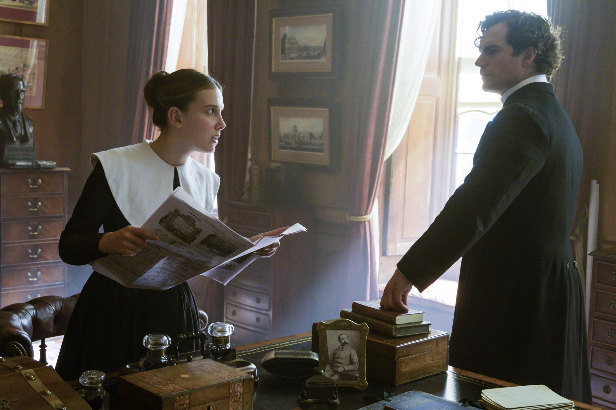 Netflix September slate: Tom Holland's The Devil All the Time, Millie Bobby Brown's Enola Holmes, & more 16
