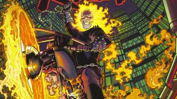 Marvel Comics cancels Ghost Rider after seven issues 13