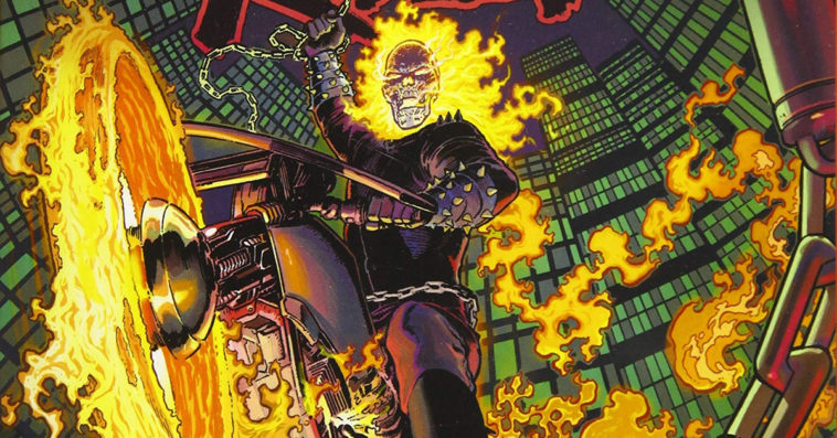 Marvel Comics cancels Ghost Rider after seven issues 12