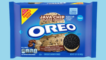 Java Chip Oreos give coffee lovers something to look forward to in 2021 16