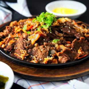 Korean Barbecue 21