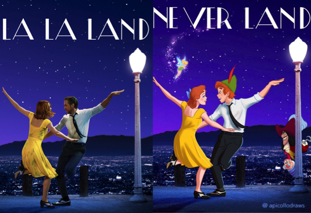 Artist reimagines famous films with Disney Princesses as the leads 14