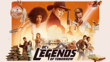 Legends of Tomorrow stars say they are at fault for a messed-up 2020 11