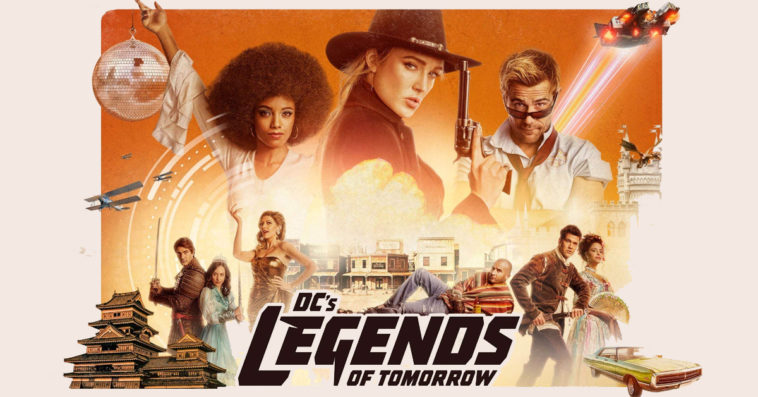 Legends of Tomorrow stars say they are at fault for a messed-up 2020 13