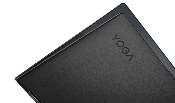 Lenovo's Yoga 9 laptop series arrives with a leather option 15