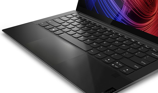 Lenovo's Yoga 9 laptop series arrives with a leather option 20