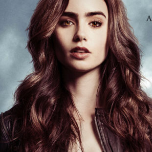 Lily Collins 24