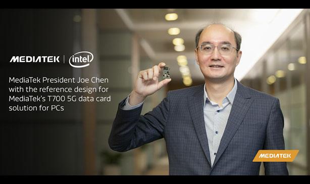 MediaTek and Intel partnership brings 5G to next-gen PCs 21