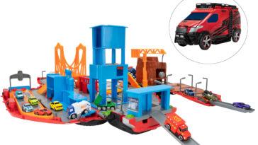 Micro Machines are back on shelves after a decade hiatus 10
