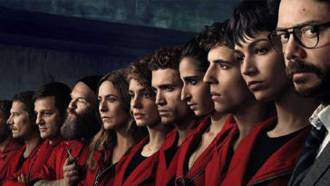 Netflix's Money Heist is ending with season 5 23