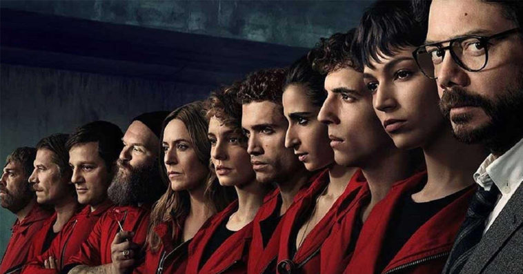 Netflix's Money Heist is ending with season 5 20