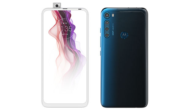 The Motorola One Fusion+ is now available in the U.S. 21