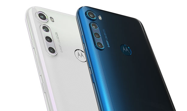 The Motorola One Fusion+ is now available in the U.S. 22