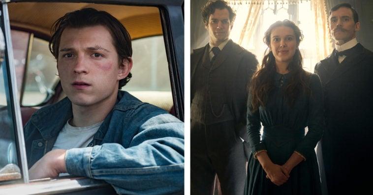 Netflix September slate: Tom Holland's The Devil All the Time, Millie Bobby Brown's Enola Holmes, & more 14