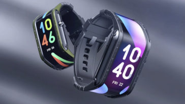 Futuristic Nubia curved smartwatch now live on Kickstarter 16