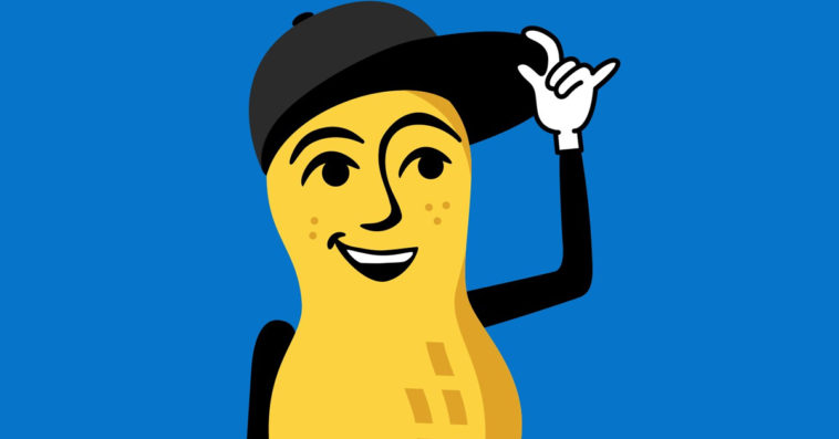 Block Mr. Peanut trends on Twitter after Baby Nut announces he's now 21 16