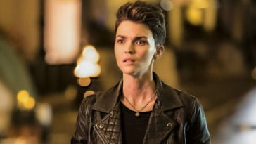 Batwoman's Ruby Rose says her on-set injury and soul-searching led her to leave the series 13