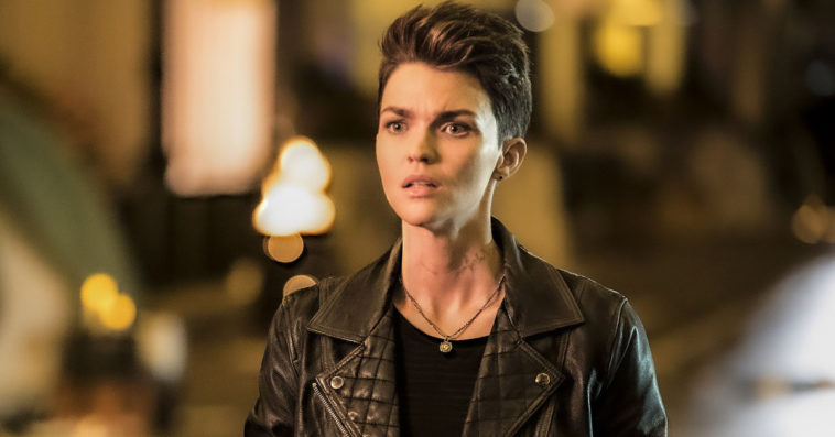Batwoman's Ruby Rose says her on-set injury and soul-searching led her to leave the series 15