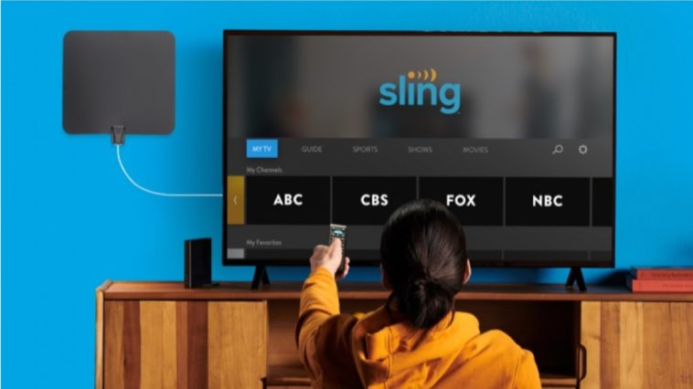 SLING TV now offers free local channels 11