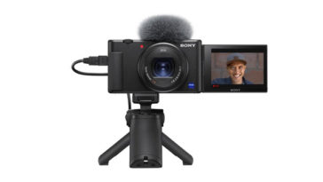 Sony's Imaging Edge Webcam app is now available for Mac 26