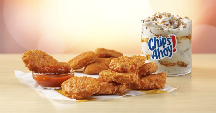 A spicy version of McDonald's Chicken McNuggets is coming this September 14