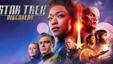 Star Trek: Discovery season 1 is set to air on CBS this fall 14