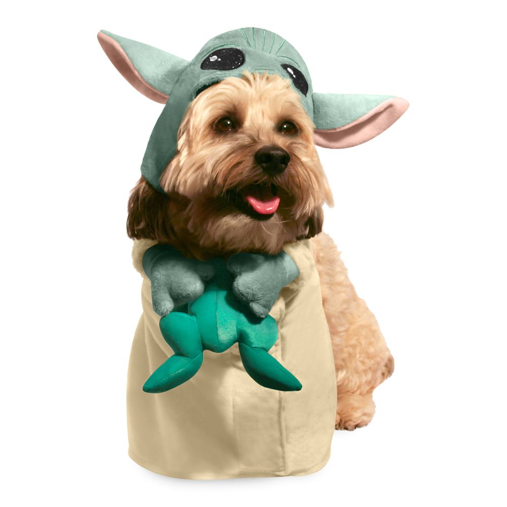 Disney's Baby Yoda pet costume will turn your dog into a Mandalorian foundling 12