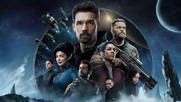 The Expanse could end early due to a huge time jump in the books 14